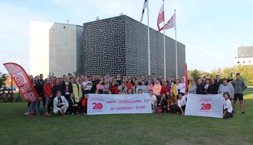 FISU gear up for International Day of University Sport