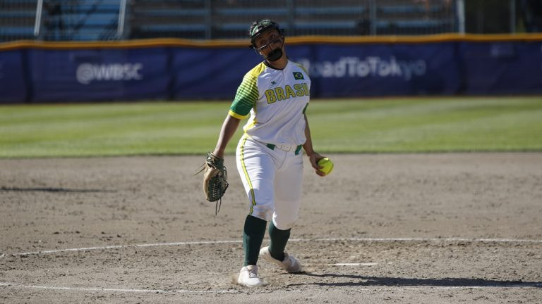Brazil made it two victories from two in Surrey ©WBSC