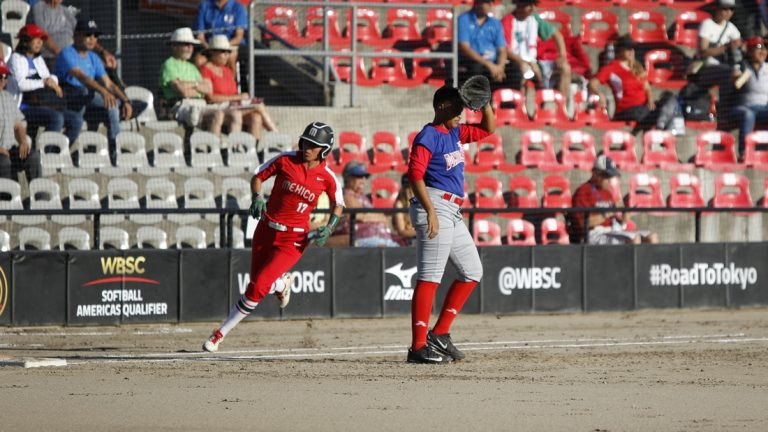 Mexico beat Dominican Republic to keep their perfect start intact ©WBSC