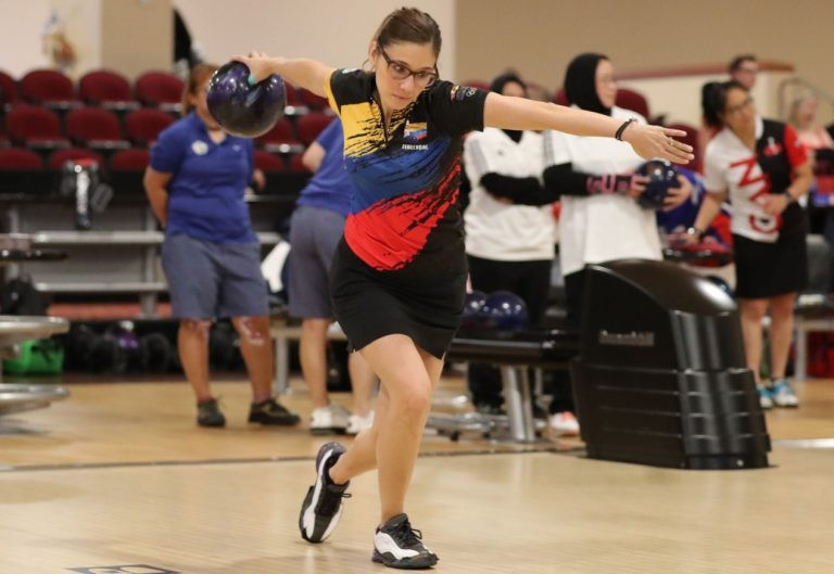 Colombia shine again to top trios qualification at World Bowling Women's Championship