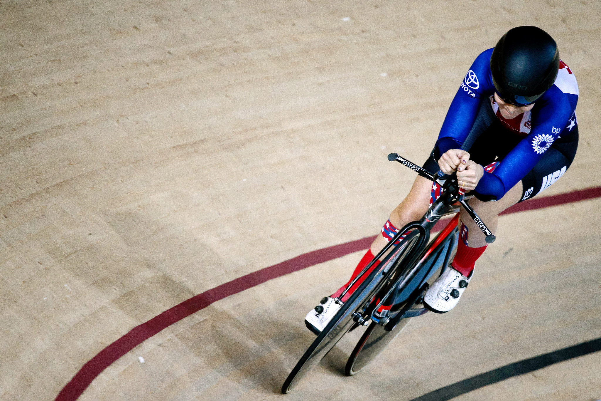United States shine as track cycling begins at Lima 2019 Parapan American Games