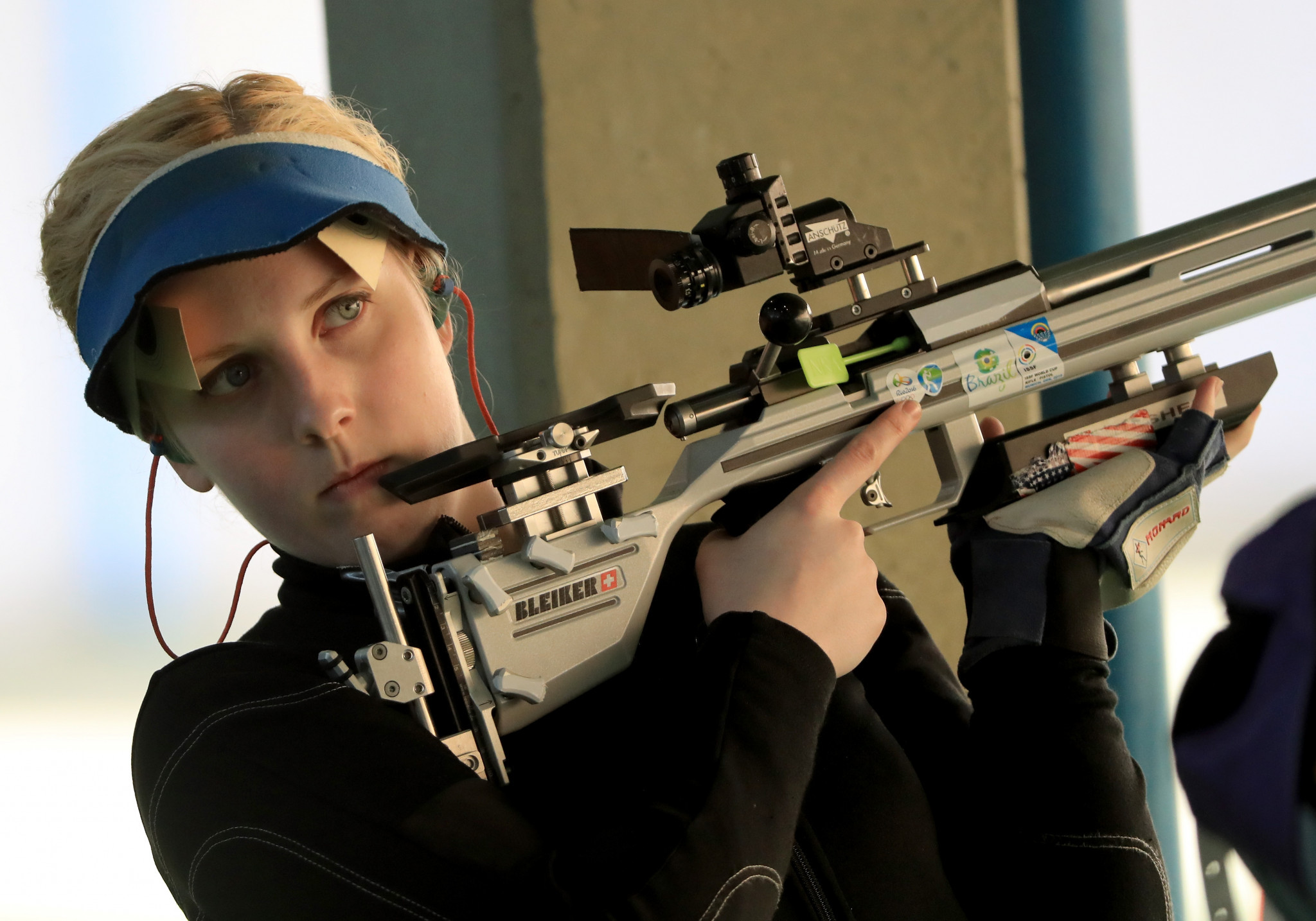 Olympic champions set for Rio return at ISSF Rifle and Pistol World Cup