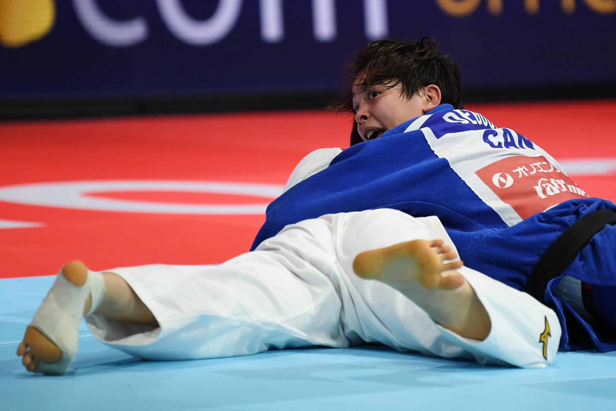 Deguchi and Ono scoop the golds on day three of the IJF World Championships