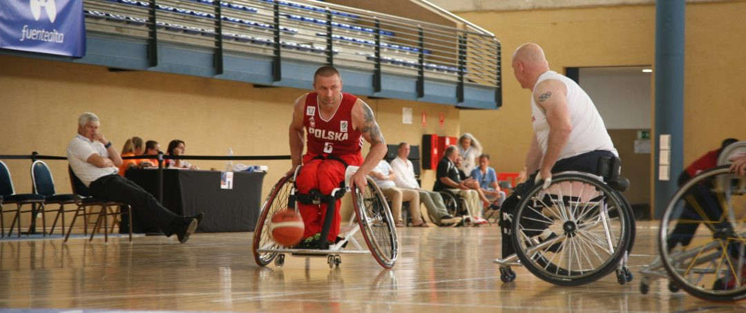 The top four teams at the IWBF Men's European Championship Division A qualify for Tokyo 2020 ©IWBF