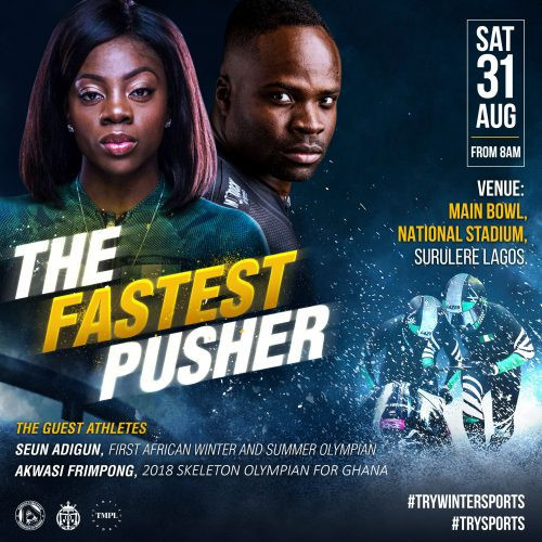 Bobsleigh and Skeleton Federation of Nigeria to host first try-out event