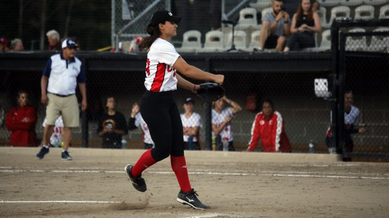 Canada's superb pitching performance saw them defeat Guatemala ©WBSC