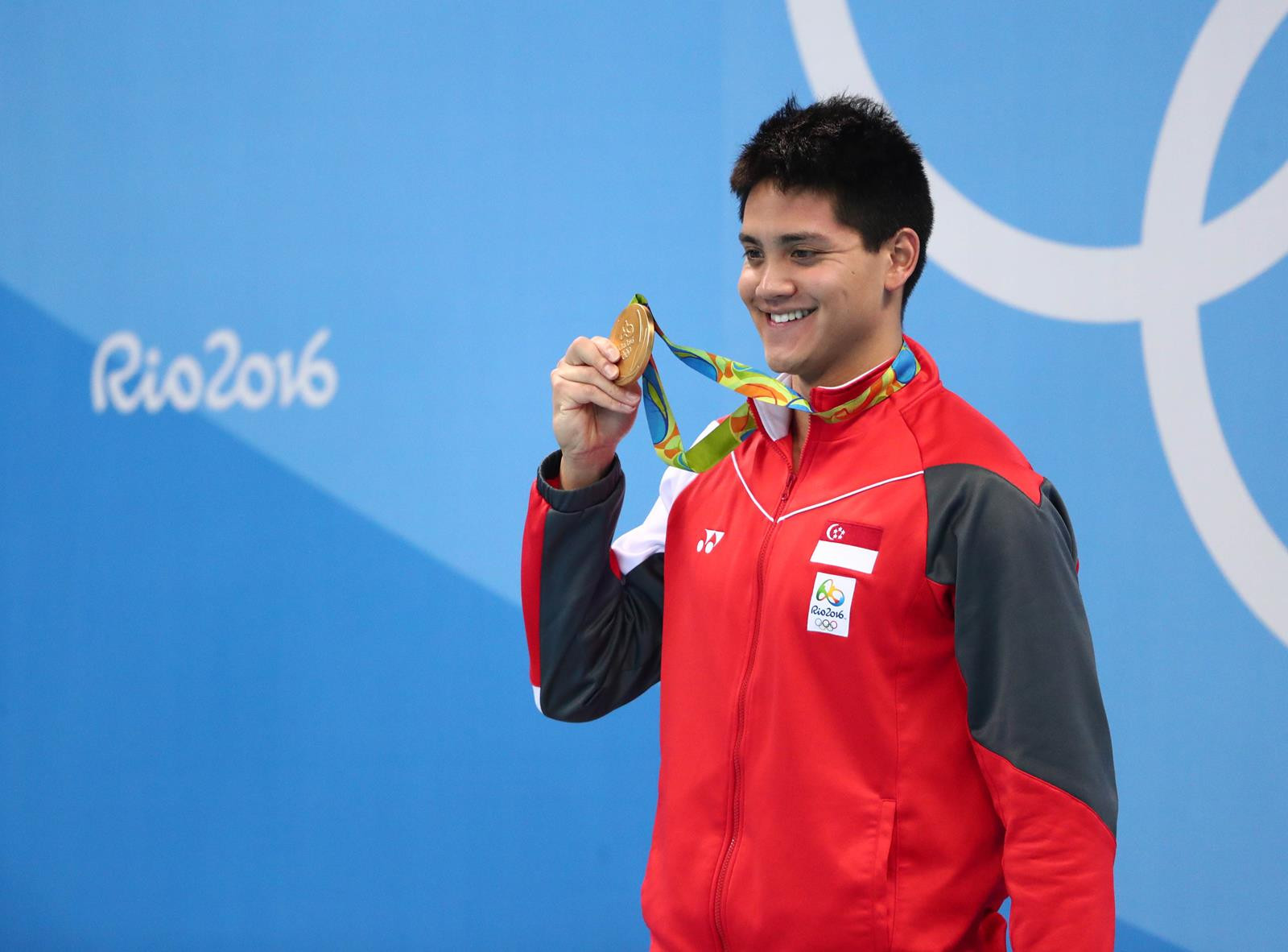Swimmer Joseph Schooling won Singapore's first Olympic gold medal at Rio 2016 ©Getty Images