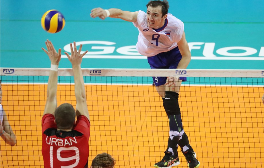 Iran and Russia book final repeat in last eight of FIVB  Boys' Under-19 World Championship