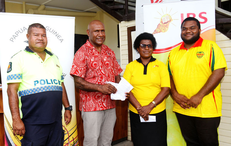 Papua New Guinea Olympic Committee partner, IBSU, award five scholarships