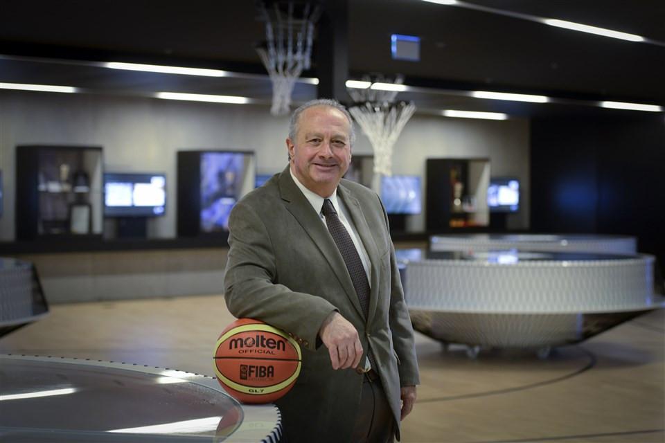 Horacio Muratore is stepping down as FIBA President ©FIBA