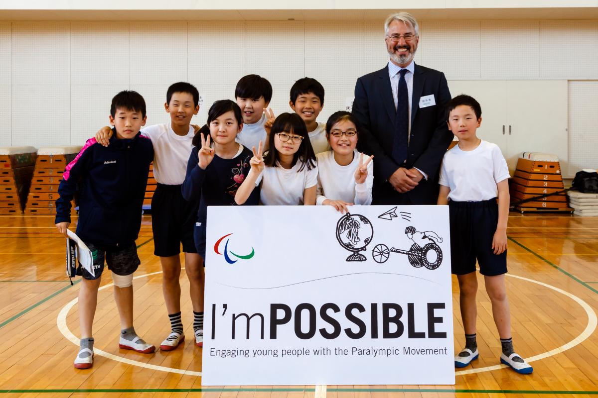 I'mPOSSIBLE Award to be handed out at Tokyo 2020 Paralympics Closing Ceremony