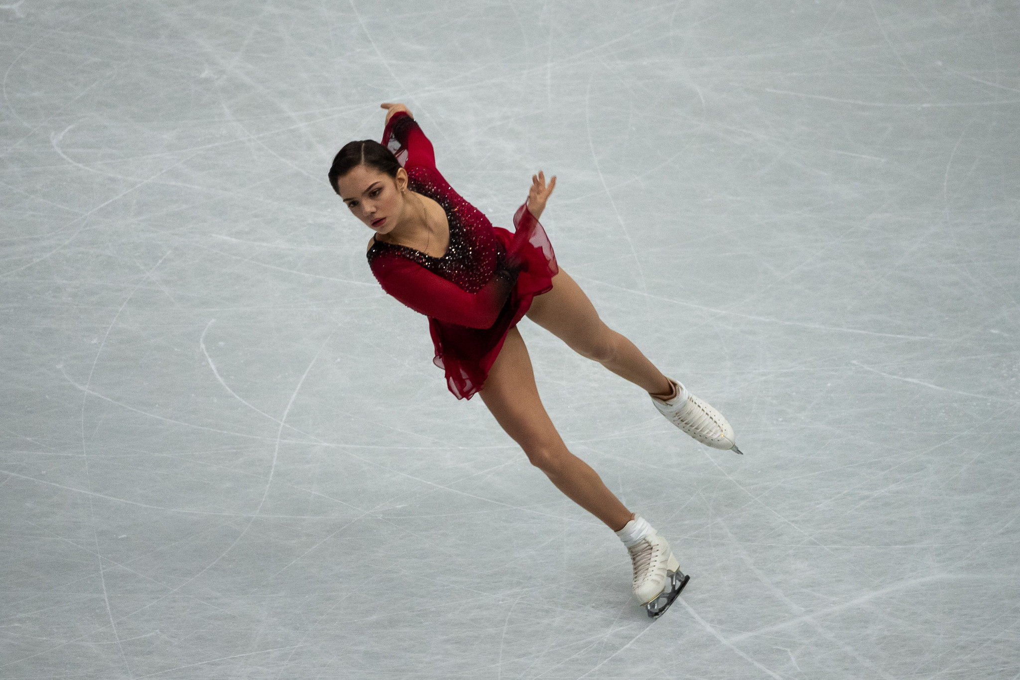 Russian Olympic Committee appoint figure skater Medvedeva as Tokyo 2020 ambassador