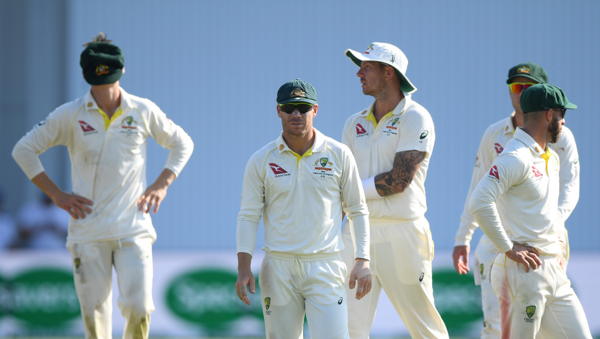 It was a Test match the Australians never thought they could lose ©Getty Images