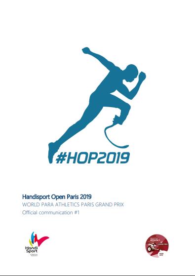 The 2019 World Para Athletics Grand Prix sees a host of events ©World Para Athletics