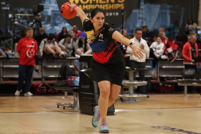 Rodriguez shines again to reach masters semi-finals at World Bowling Women's Championship