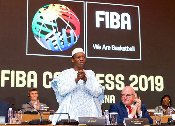"Niang vows to ""fully dedicate"" himself to FIBA after election as President"