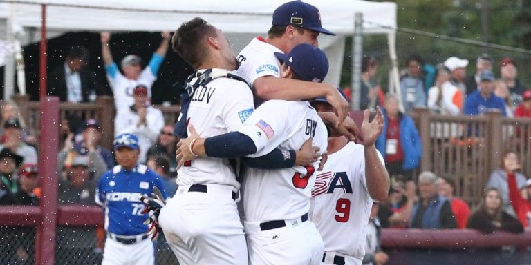 United States seek record fifth straight title at WBSC Under-18 Baseball World Cup