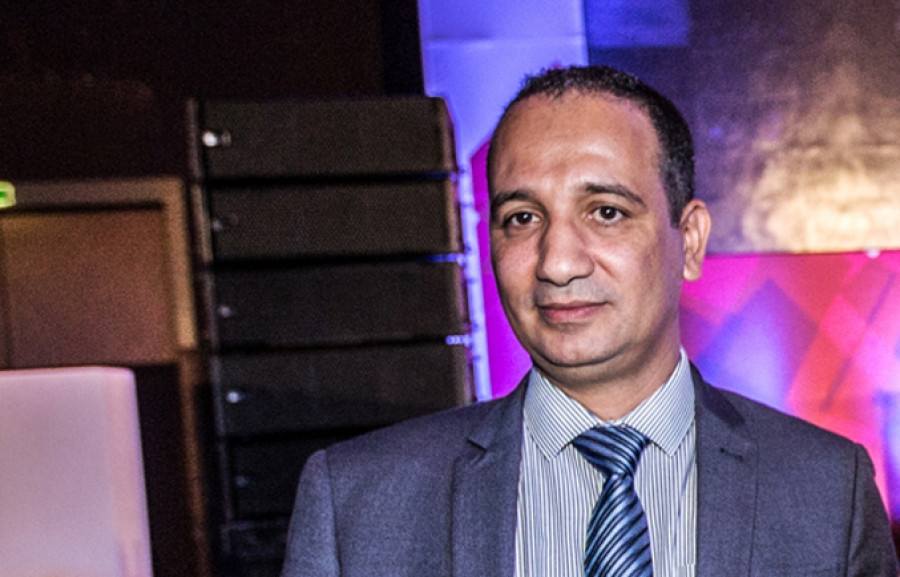 Mohamed Moustahsane's reign as Interim President is due to come to an end this weekend ©Morocco Boxing