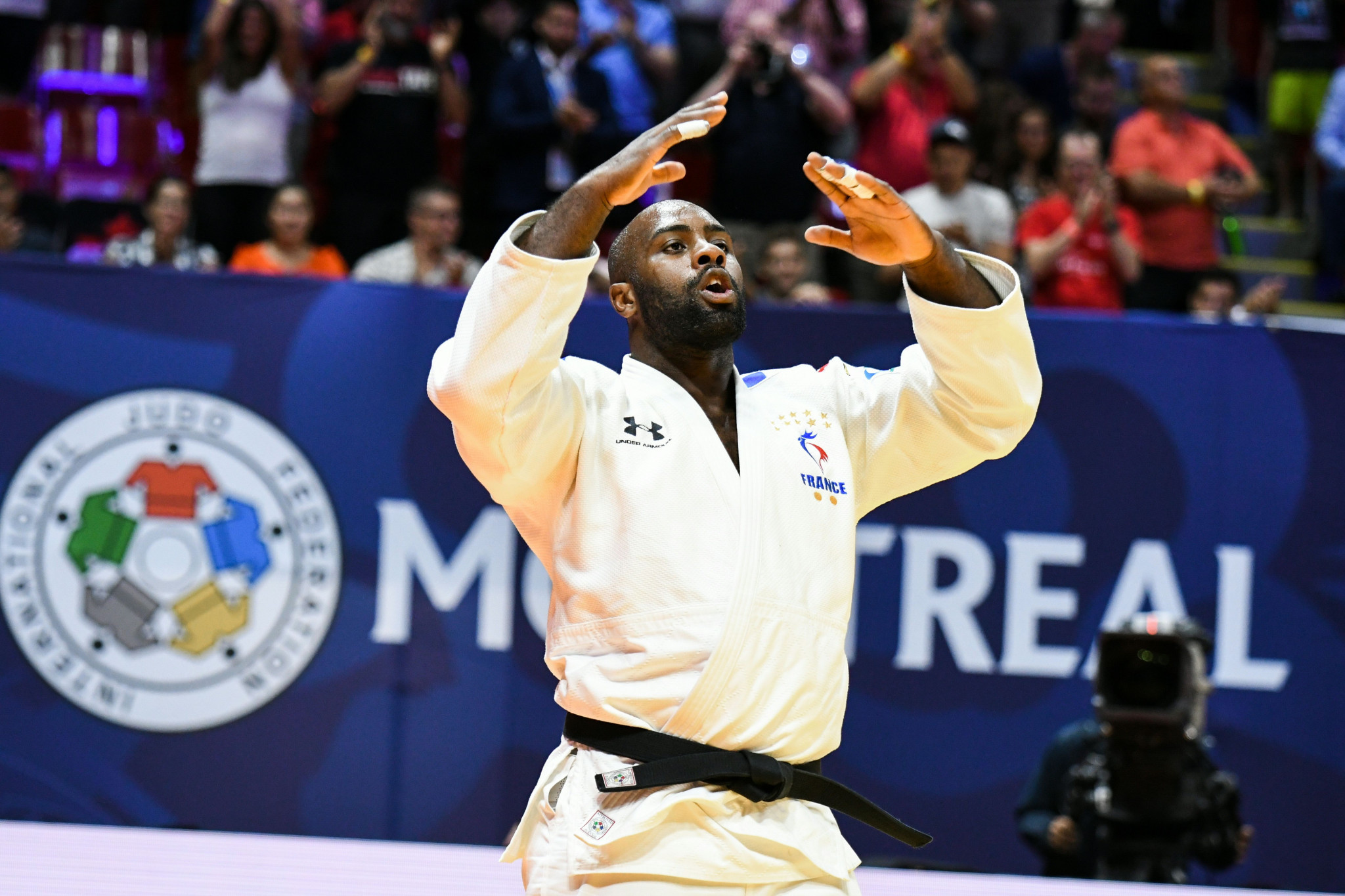 Riner eyes third Olympic gold after skipping IJF World Championships