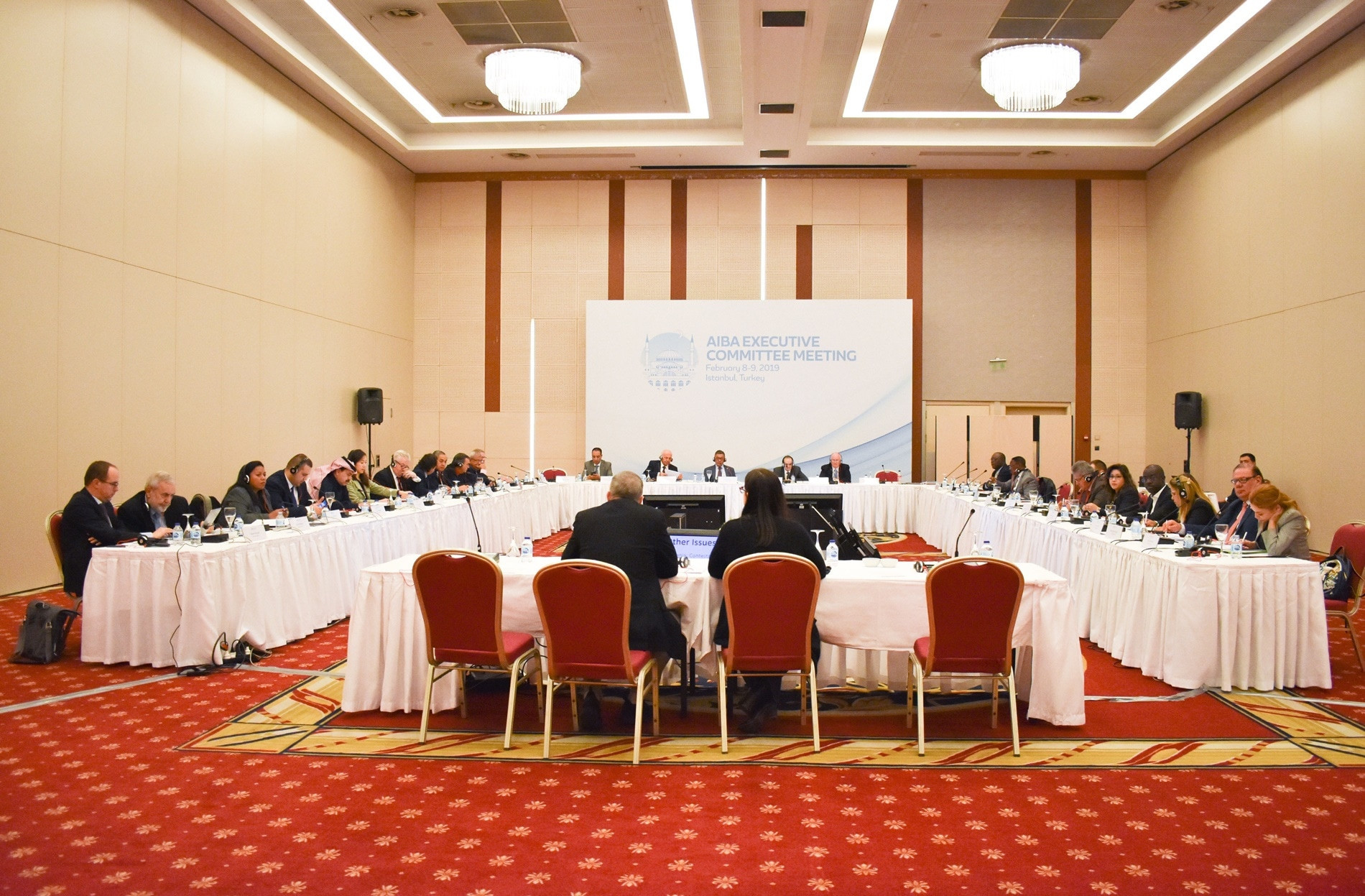 The AIBA Executive Committee will hold its latest crucial meeting this weekend ©AIBA