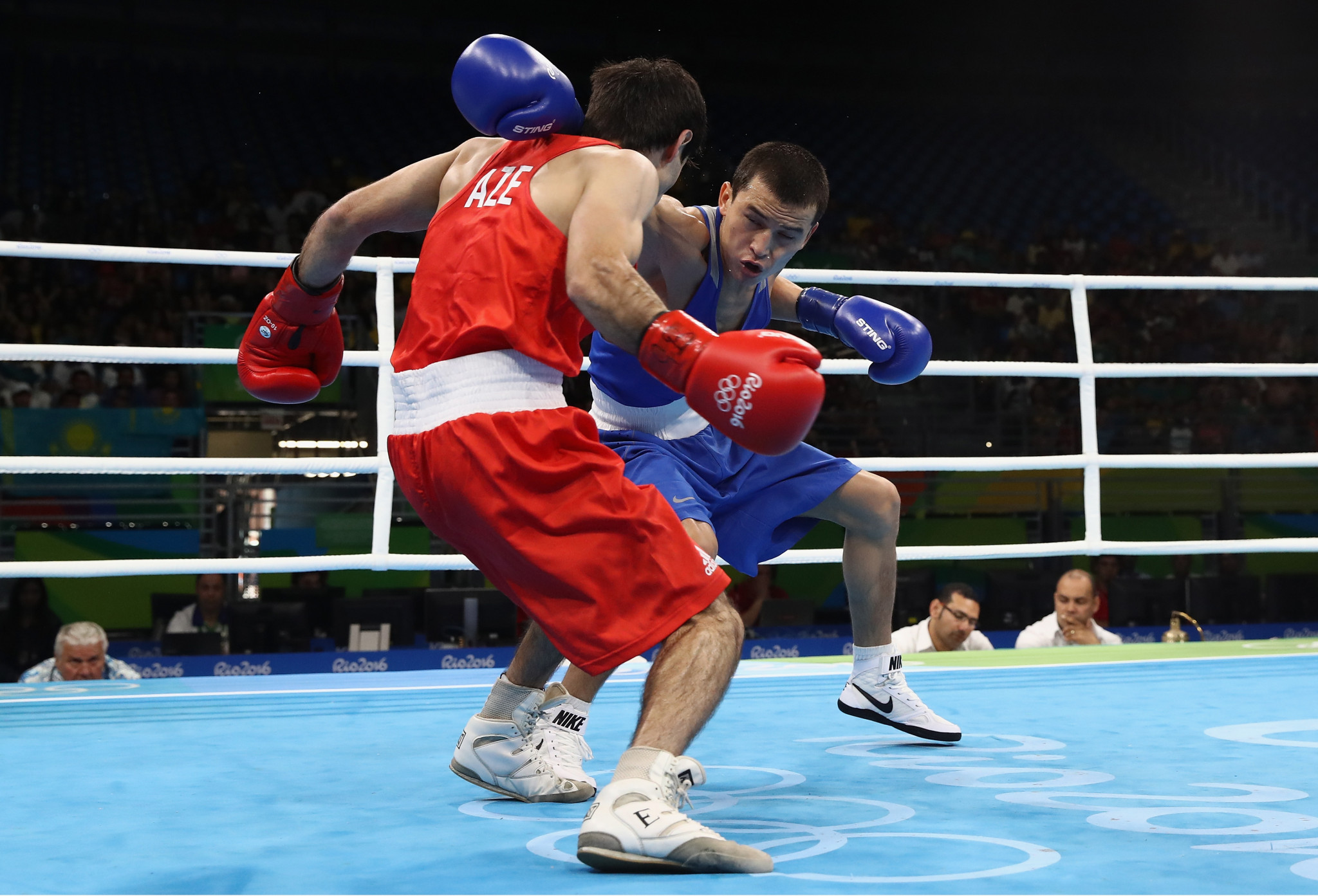 The future of Olympic boxing and AIBA remains uncertain ©Getty Images