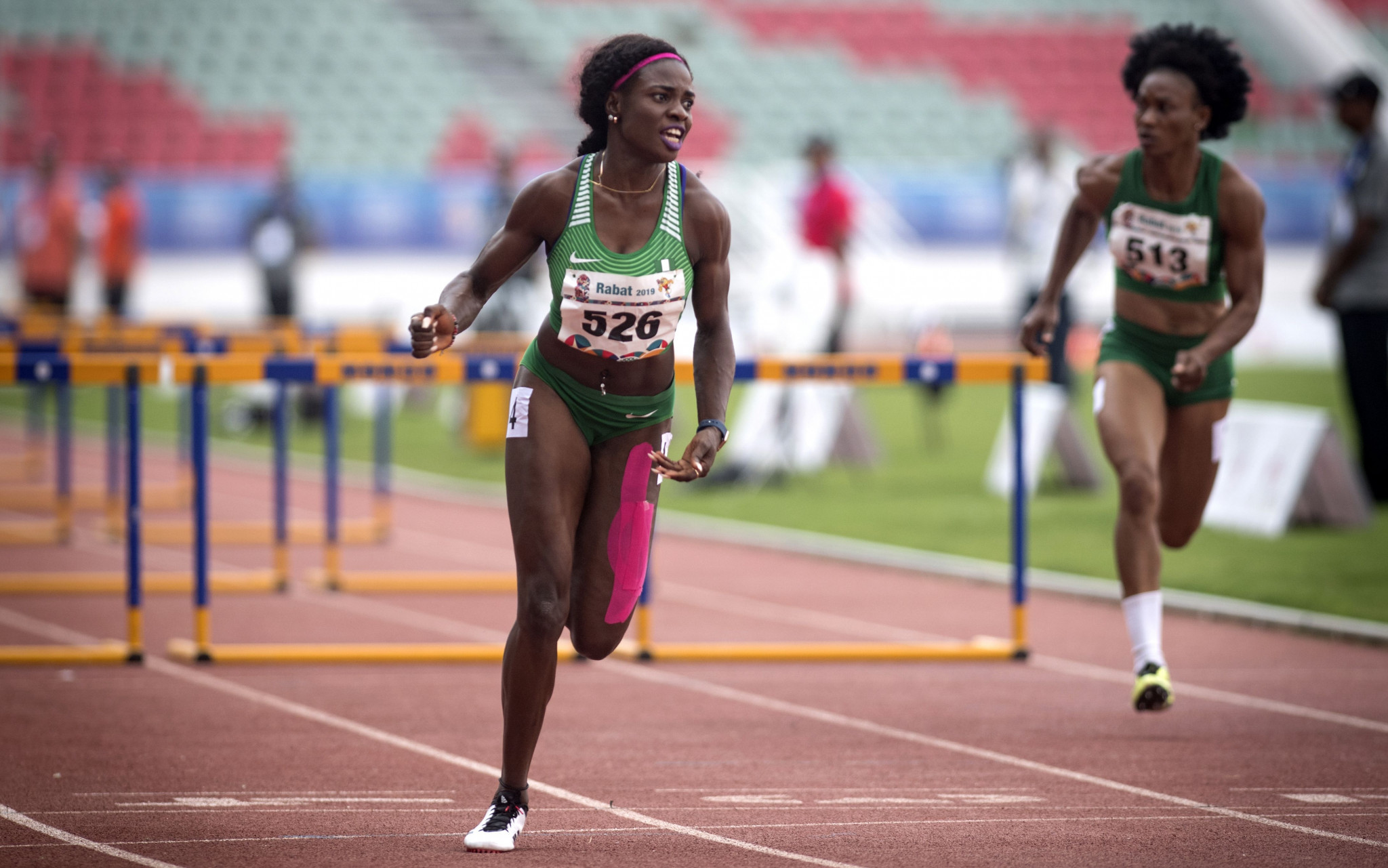 Nigerian Government pay first cash rewards to African Games medallists
