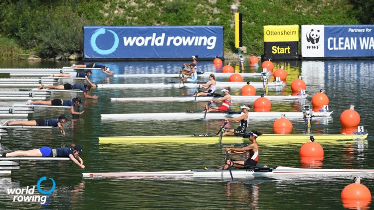 Tokyo 2020 qualification and final places claimed at World Rowing Championships
