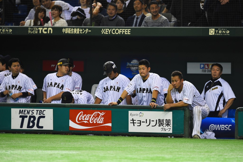 Reducing squad sizes would be one compromise to permit more baseball teams at Tokyo 2020, although it would risk putting greater pressure on squad members due to there being less reserves to call on ©Getty Images