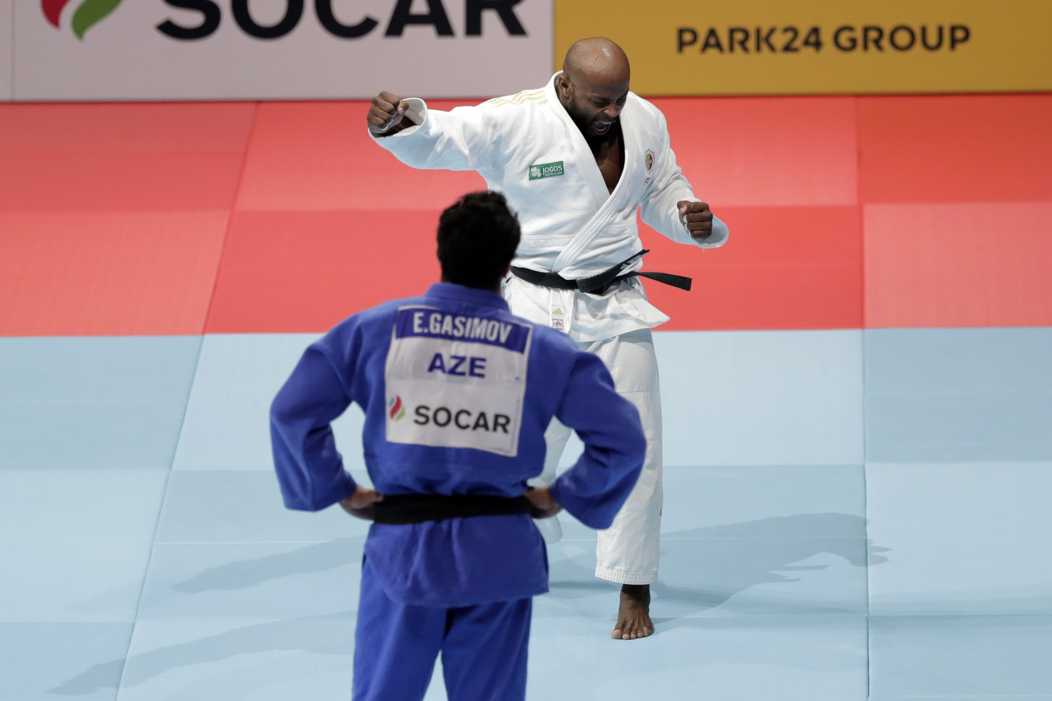 IJF World Championships: Day six of competition