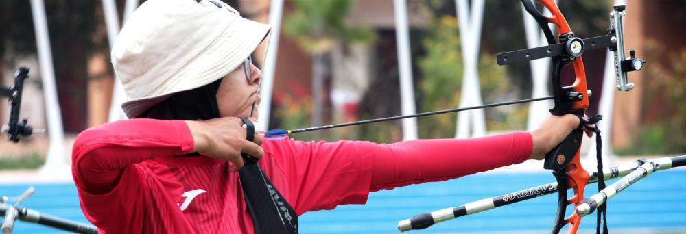 Qualification for the Tokyo 2020 archery events is up for grabs at the 2019 African Games in Rabat ©World Archery