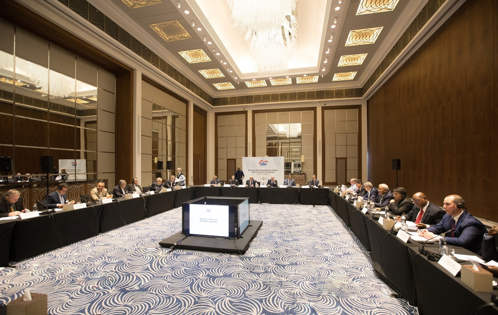 A new Interim President is due to be elected at the meeting in Istanbul ©AIBA