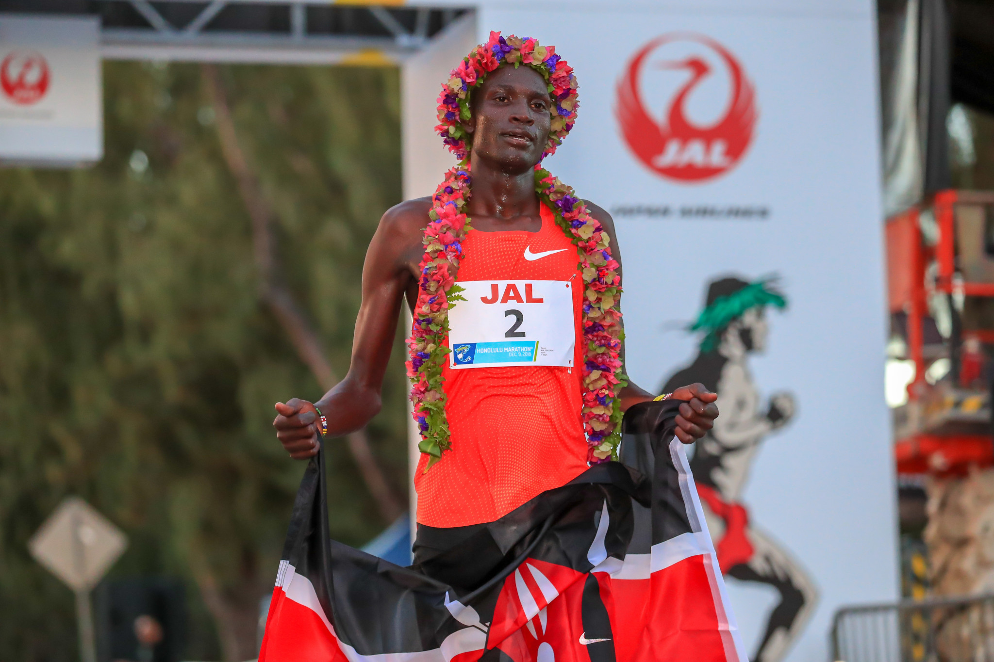 Ekiru makes history as Kenya rocket up medal standings on last day of athletics at African Games