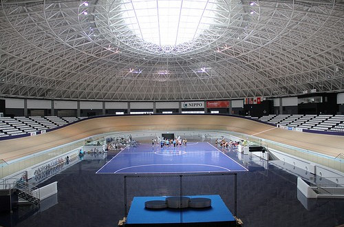 An agreement to shift Tokyo 2020 track cycling to Izu is expected to be confirmed soon ©Flickr