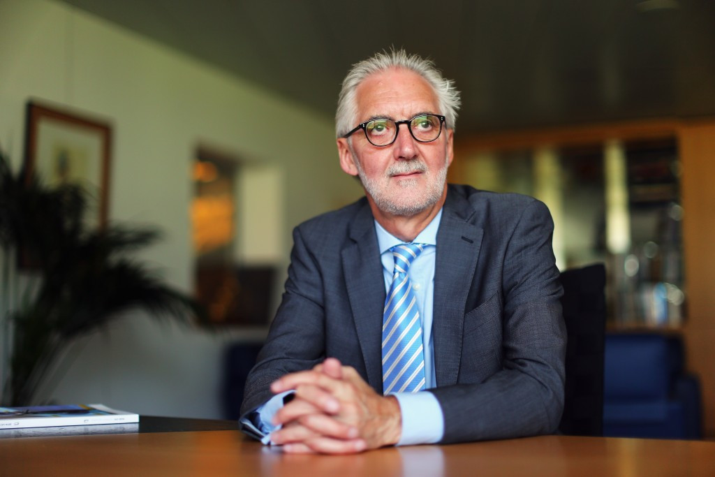 Discussions over the velodrome shift have been going on all year between the UCI and its President Brian Cookson, and both Tokyo 2020 and the IOC ©Getty Images