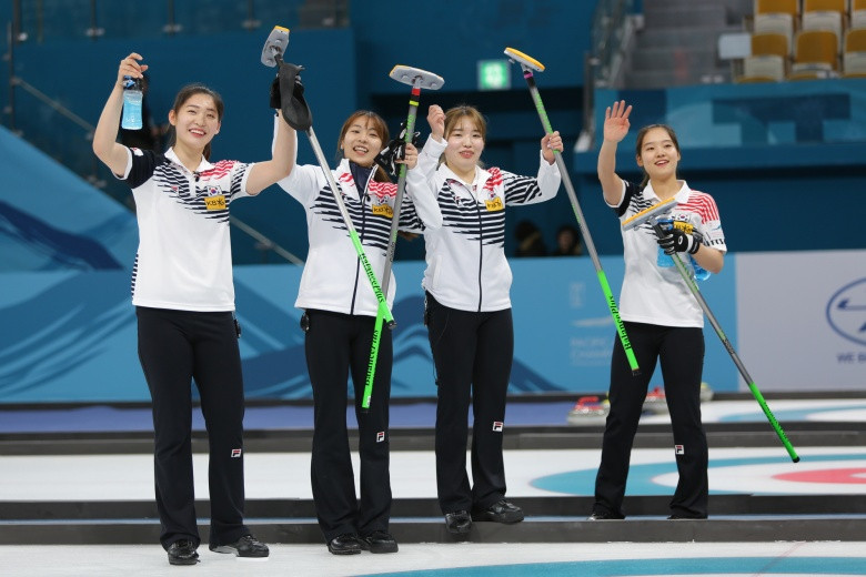South Korea won the women's gold medal at their home Pacific-Asia Curling Championships last year ©WCF