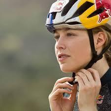 Austrian racing cyclist Laura Stigger won the 2018 Piotr Nurowski Best Young European Athlete summer award ©Facebook