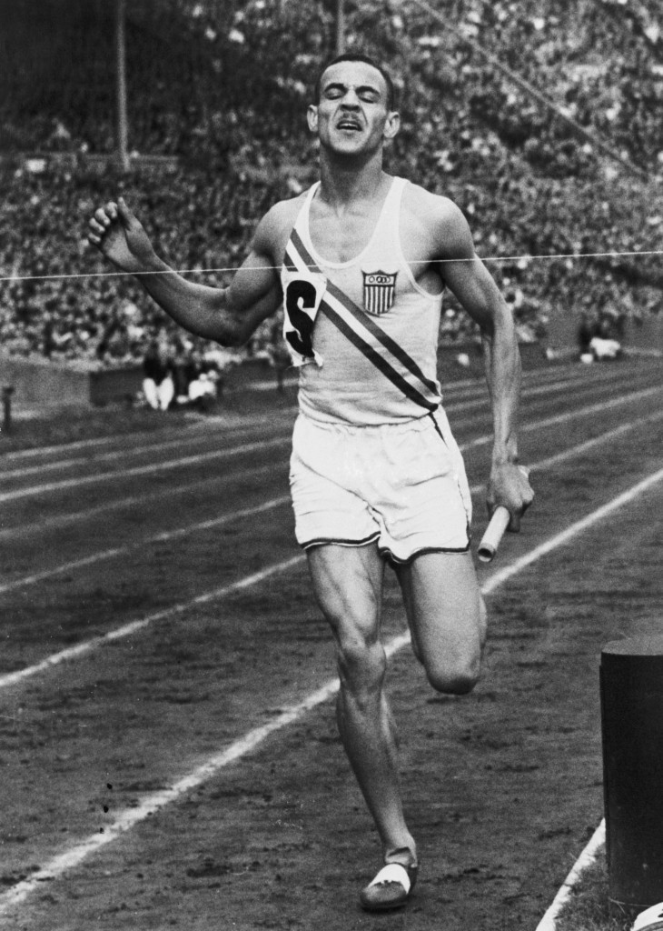 Three-times Olympic champion Mal Whitfield dies aged 91