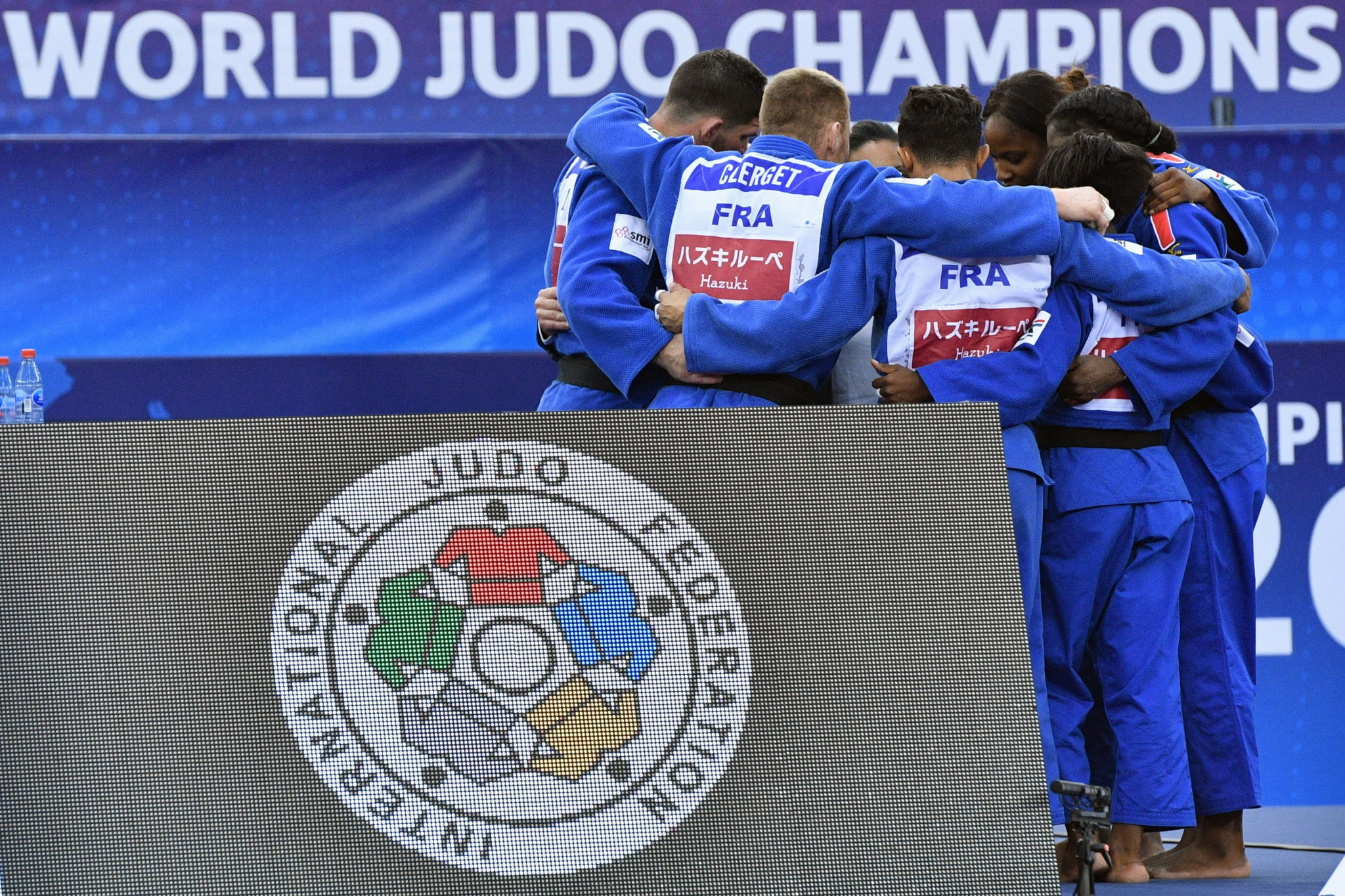 Japan aiming for hat-trick of mixed team titles at IJF World Championships