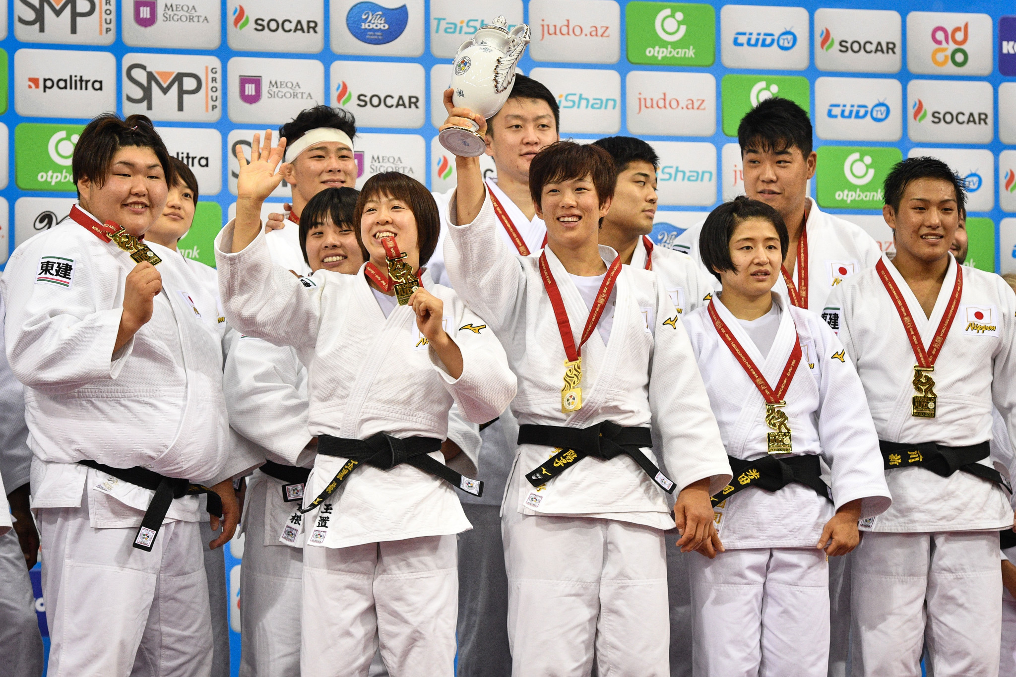 Japan have proved dominant in the format, winning gold medals in 2017 and 2018 ©Getty Images