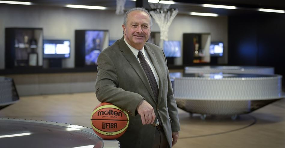 Horacio Muratore, who stepped down at the FIBA Congress after serving for five years as President, said