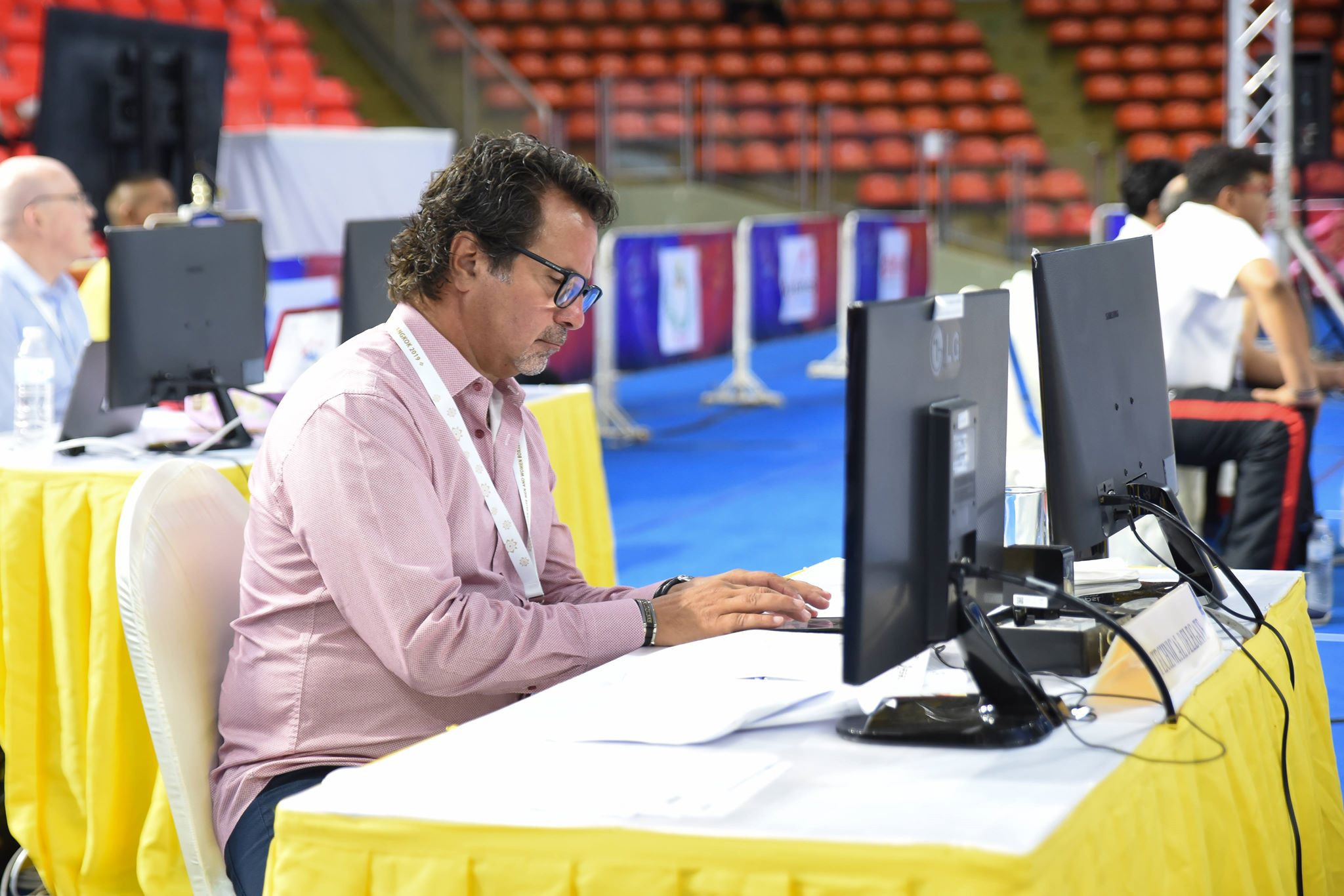 Pat Fiacco said he disagreed with the direction of the AIBA Executive Committee ©AIBA
