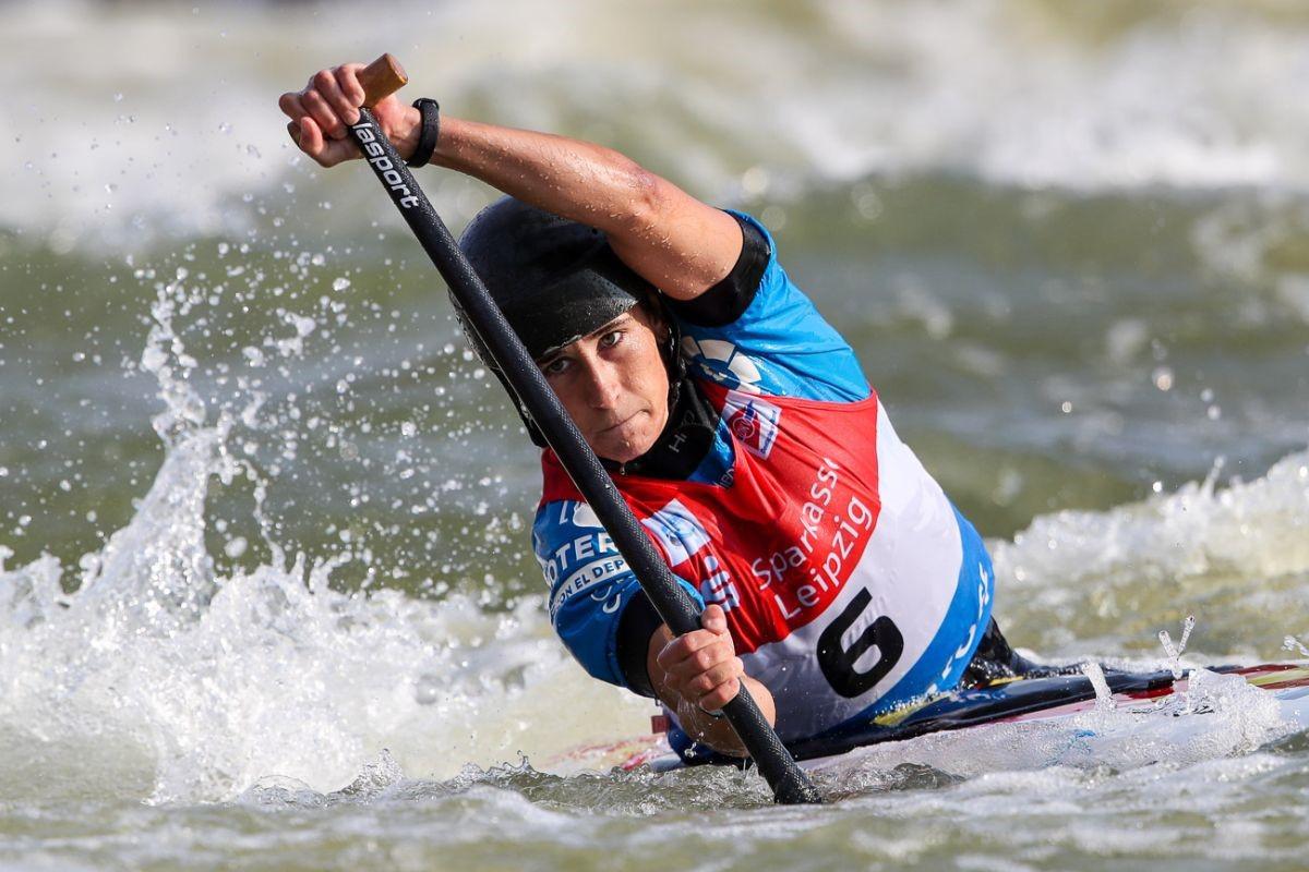 Přindiš and Vilarrubla end ICF Canoe Slalom World Cup droughts in Markkleeberg