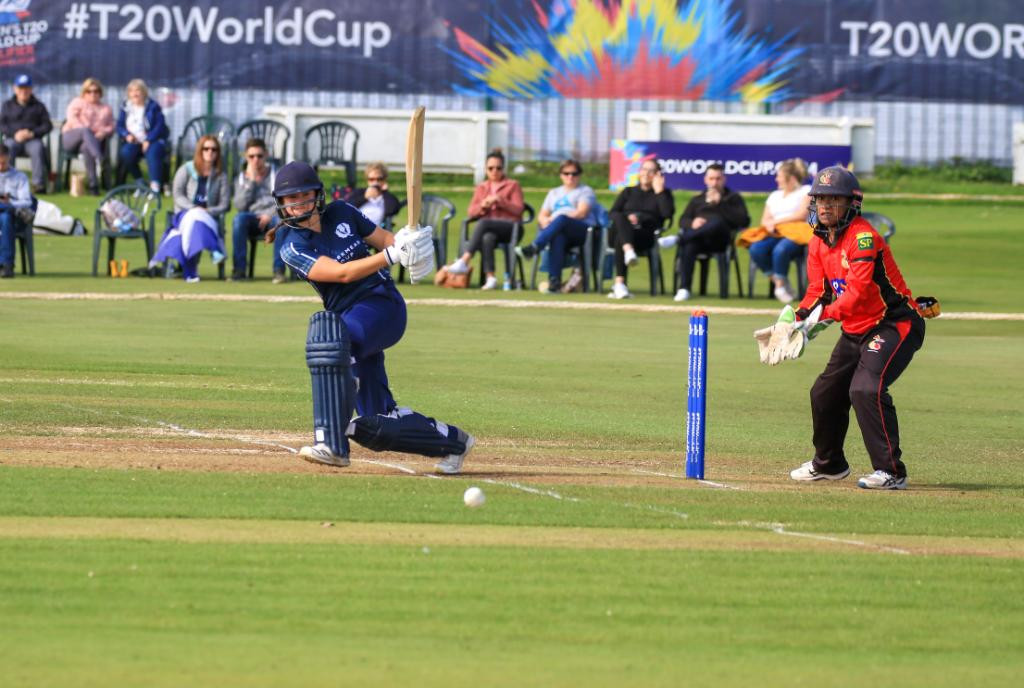 Hosts Scotland suffer first defeat as Ireland and Thailand reach semi-finals at ICC Women's T20 World Cup Qualifier