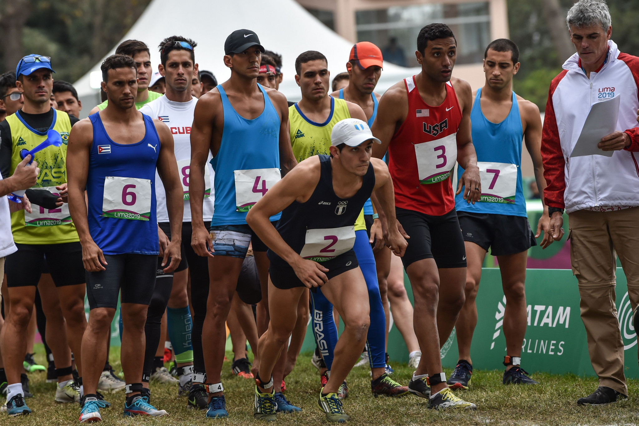 The Laser Run World Championships will run alongside the Pentathlon World Championships for the first time ©Getty Images