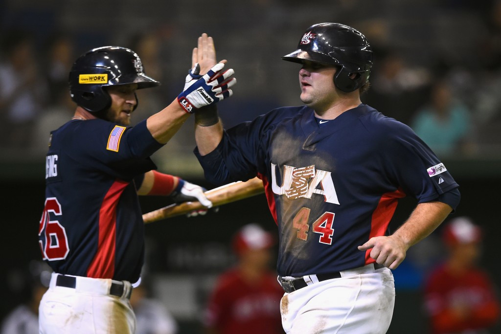 United States outclass Mexico to set up WBSC Premier12 final with South Korea
