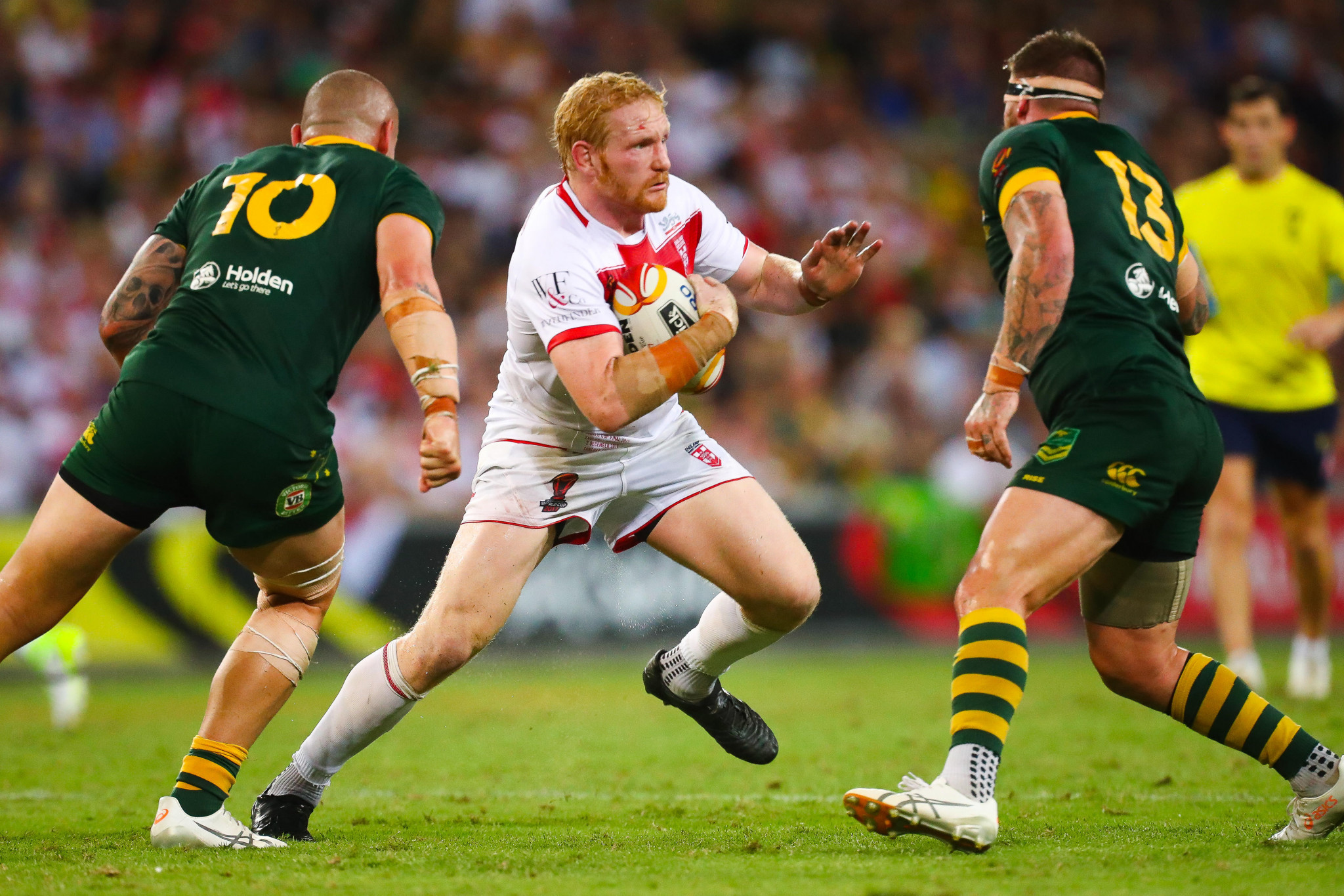 Rugby League International Federation updated on six new committees and working groups