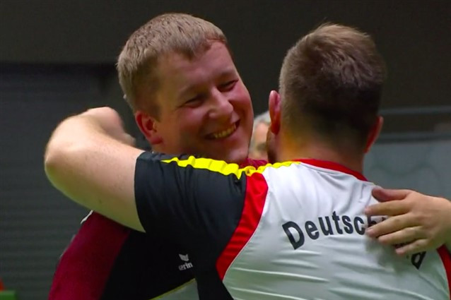 Olympic champion Reitz claims 25m rapid fire pistol gold at ISSF Rifle and Pistol World Cup