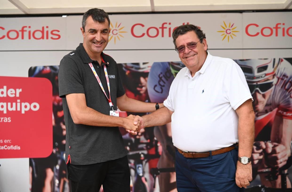 Cofidis extend sponsorship deal with La Vuelta until 2022