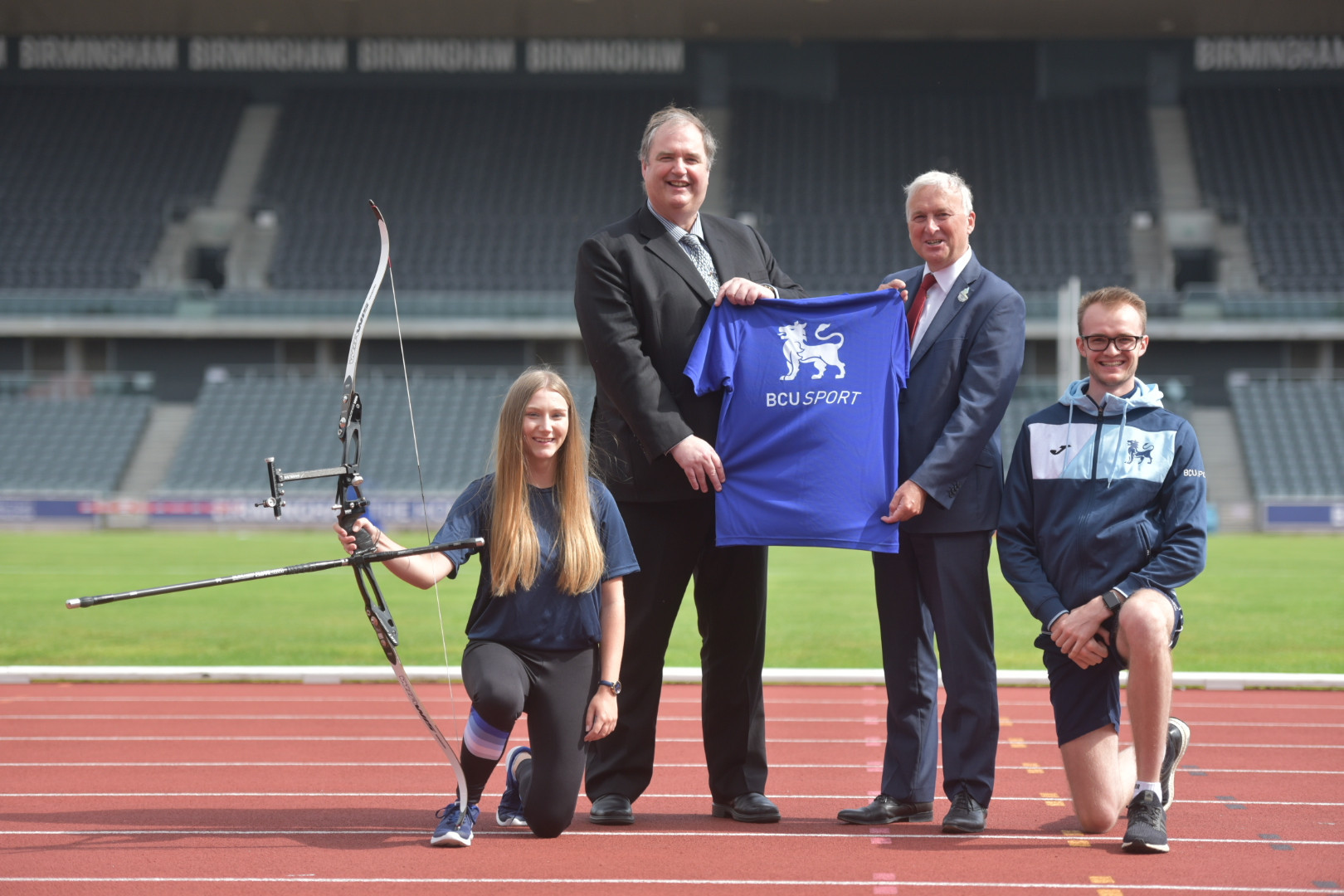 The Alexander Stadium will accomodate up to 1,000 Birmingham City University students after the 2022 Commonwealth Games to be held in the city ©Nick Robinson - Birmingham City University