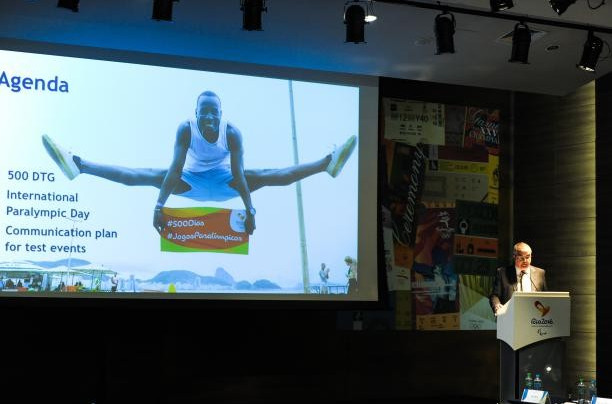 International Paralympic Day planned on Copacabana Beach to launch Rio 2016 ticket sales